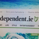 indepedent.ie cover