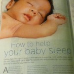M & I help your baby sleep