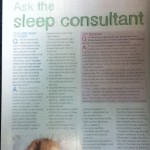 ask the sleep cons