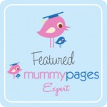 mummypages badges