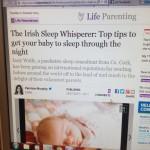 independent.ie irish sleep whisperer